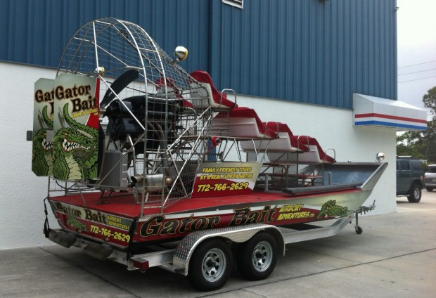 Vero Beach Airboat Adventures